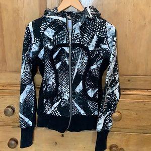 Lululemon Soul Cycle Scuba Fleece hoodie Size6